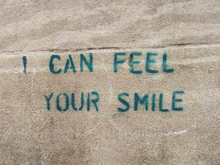 I Can Feel Your Smile