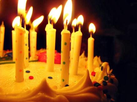 Cake & Candles