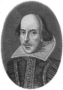 William 'the Bard' Shakespeare