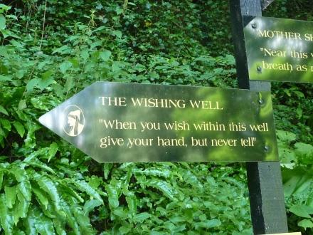 Wishing Well in Knaresborough